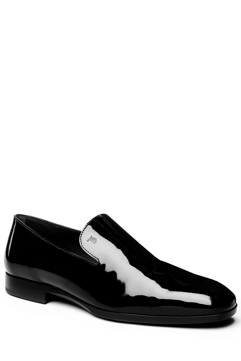 , Patent Leather Loafers