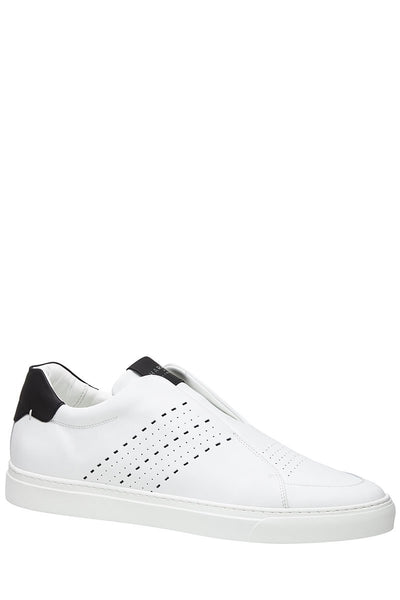 Harrys of London, Track Tech Leather Sneakers