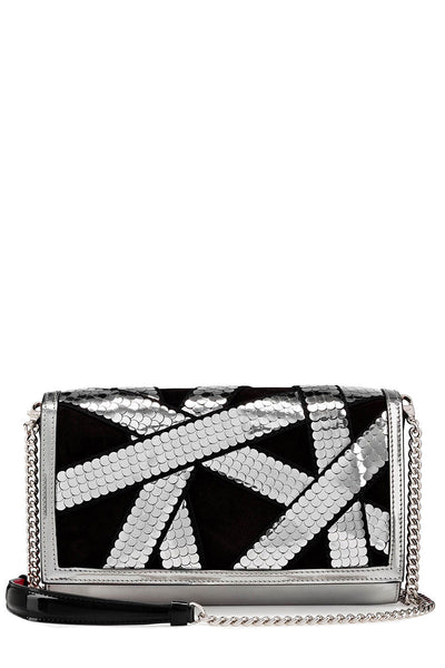 Christian Louboutin, Disco Ribbon Clutch
