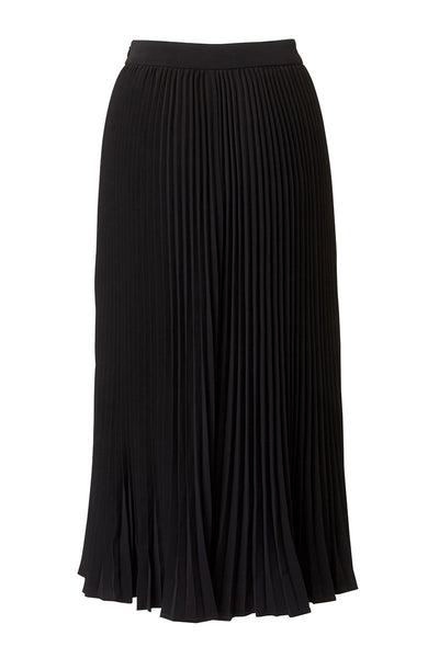 Co, Pleated Midi Skirt