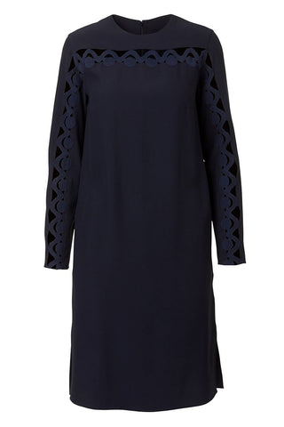 Akris Punto, Scallop Wave Dress