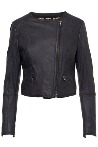 Schyia, Edita Leather Jacket