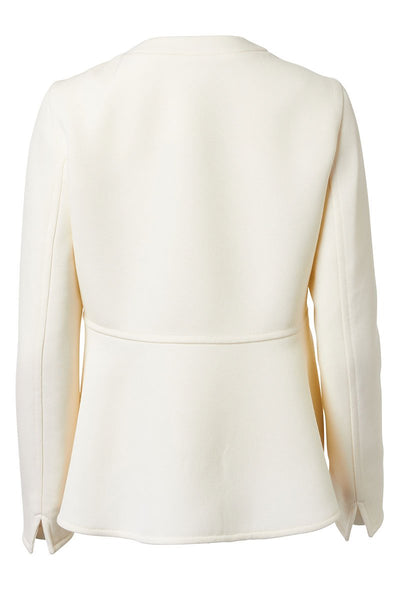 Peplum Back Jacket