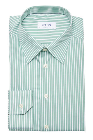 Eton, Striped Dress Shirt