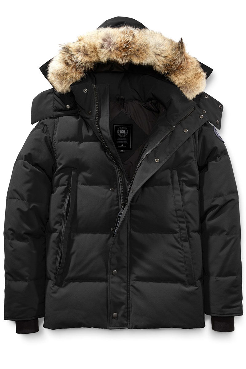 Wyndham Parka, Black Label