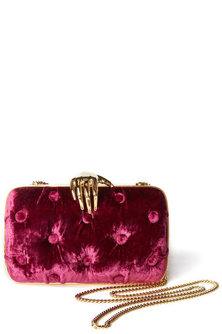 Benedetta Bruzziches, Carmen Clutch with Hand