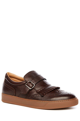 , Henry Loafers with Fringe