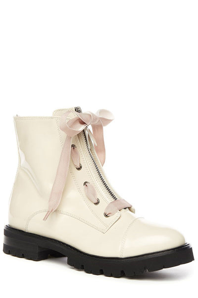 AGL | Attilio Giusti Leombruni, Leather Biker Boot
