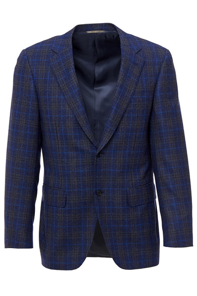 Canali, Plaid Sportcoat