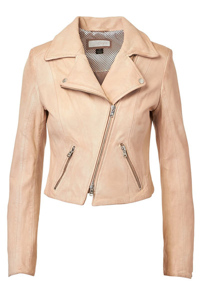 Schyia, Kia Leather Jacket