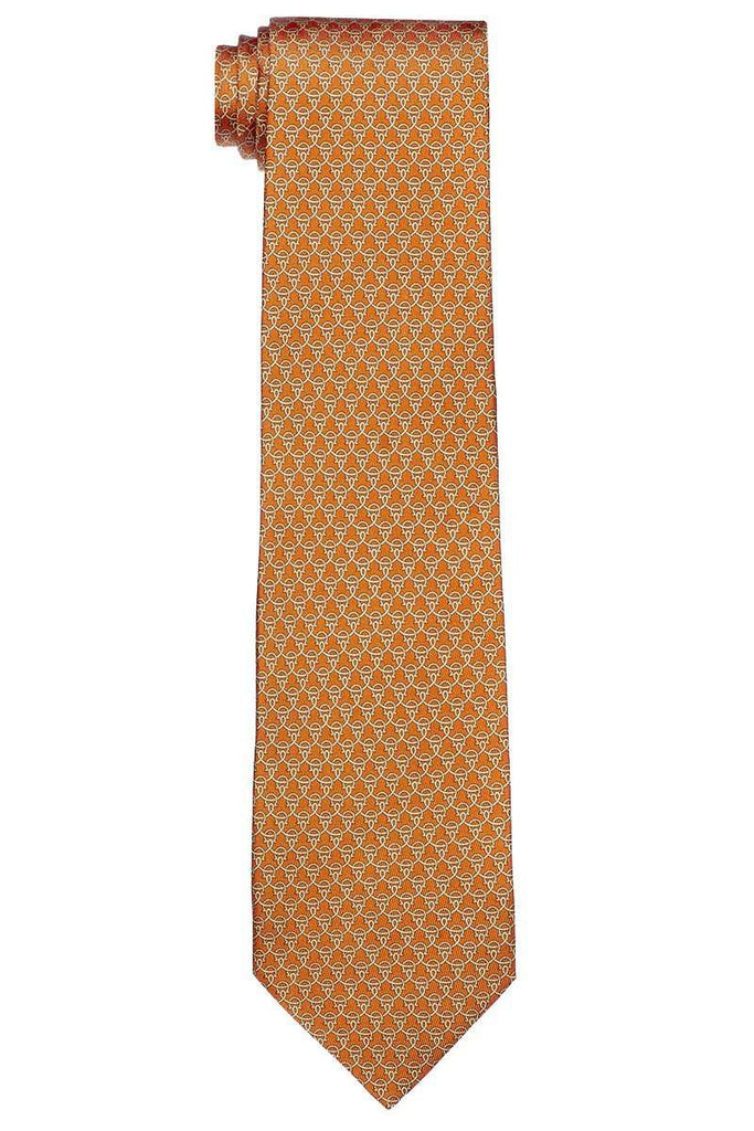 Threaded Printed Tie