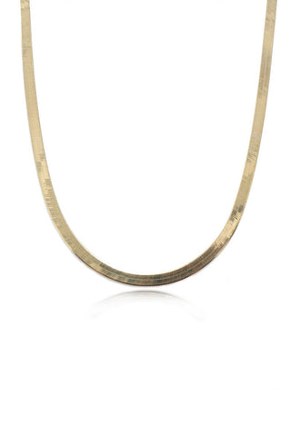 Ashley Zhang, Small Herringbone Necklace