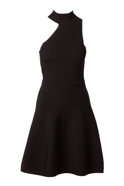 Vika Knit Flare Dress