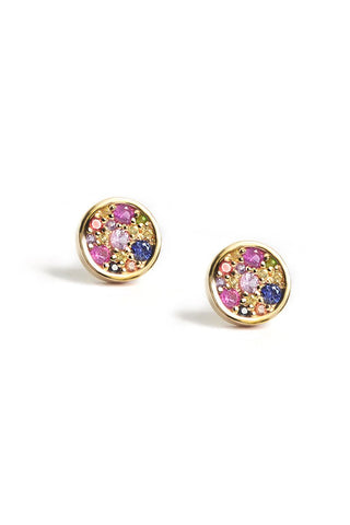 Love Letter Eternity Studs