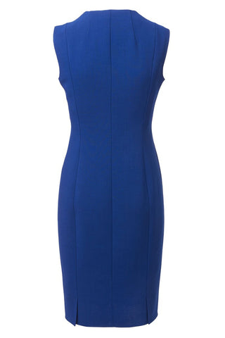Akris, Zip Front Sheath Dress