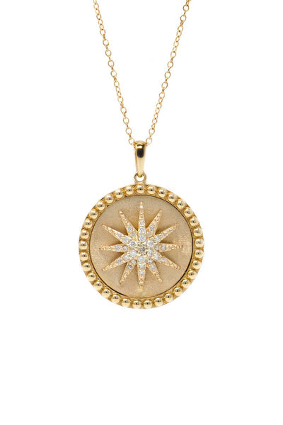 Anzie, Dew Drop Celestial Burst Medallion