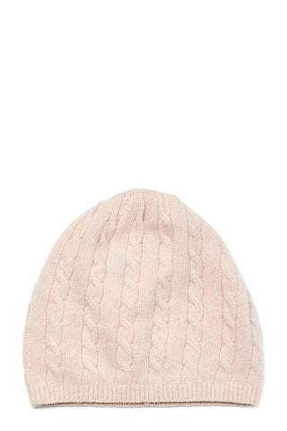 Ladies Cable-knit Hat