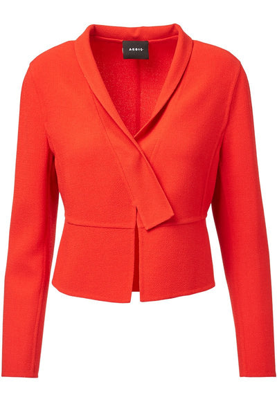 Akris, Cara Short Crêpe Jacket
