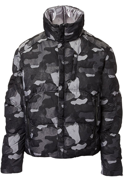 Stratos Reversible Camo Coat