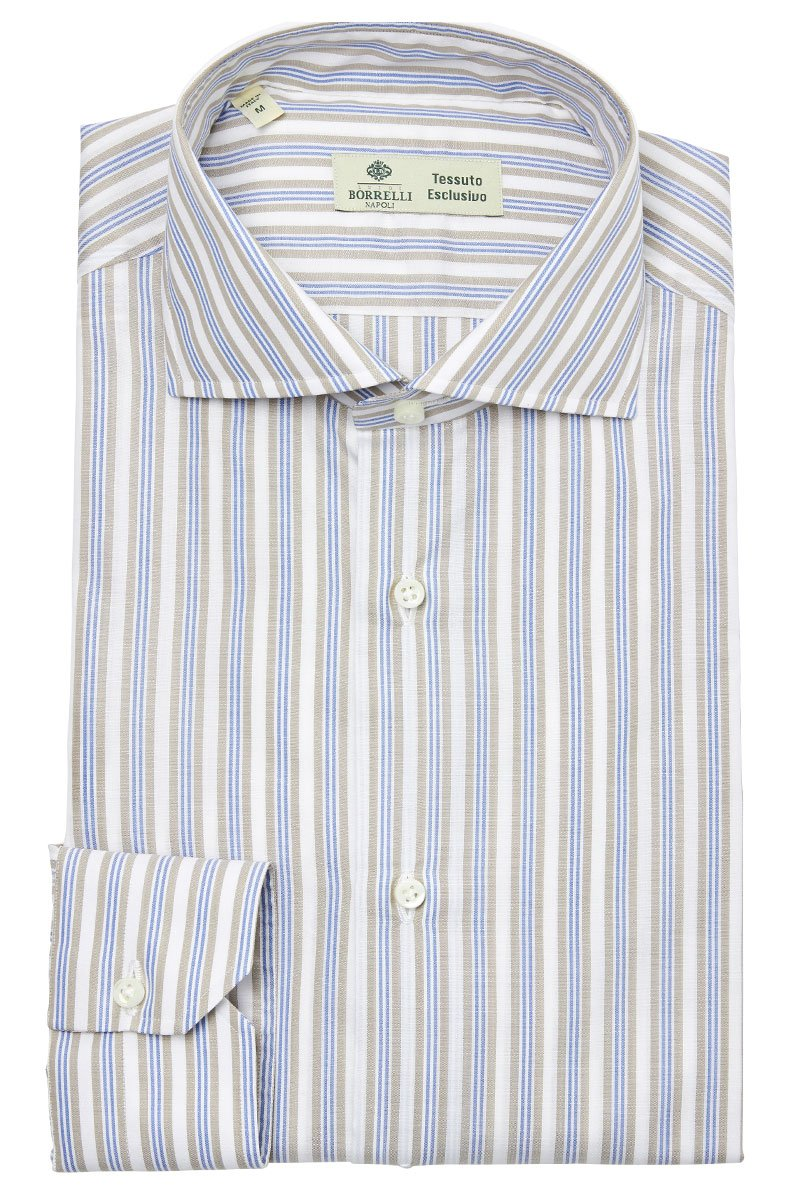 Striped Dress Shirt