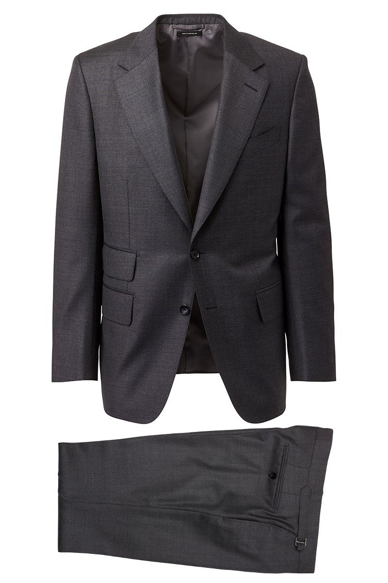 Grey Windsor Suit