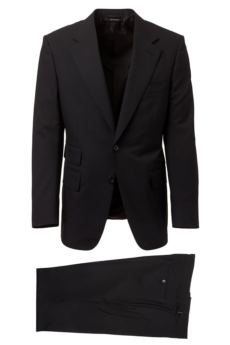 Black Windsor Suit
