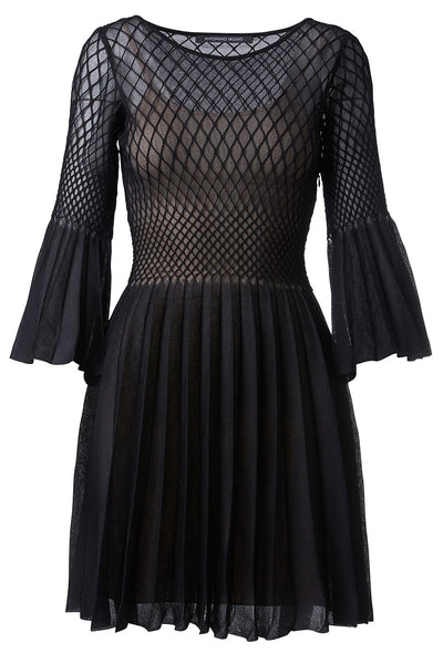 Brittany Pleated Dress