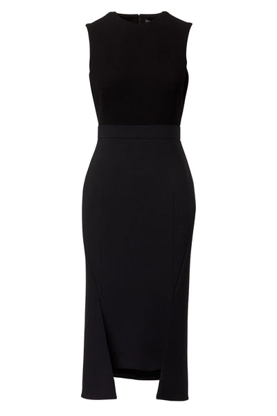 Alexander McQueen, Panelled Midi Dress