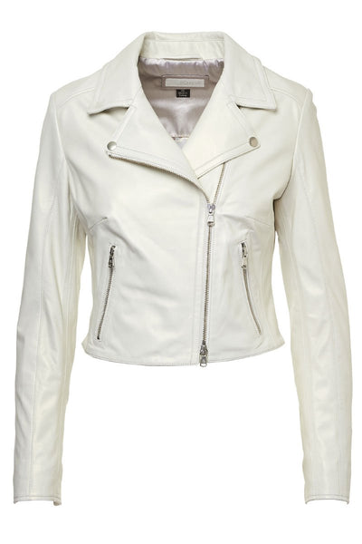 Schyia, Eren Leather Jacket