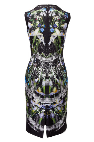 Alexander McQueen, Ophelia Kaleidoscope Dress