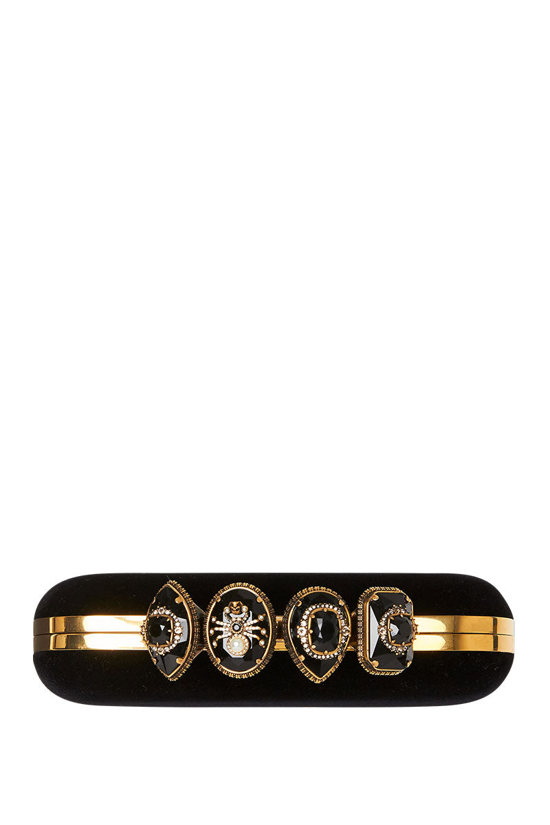 Alexander McQueen, Spider Jeweled Box Clutch