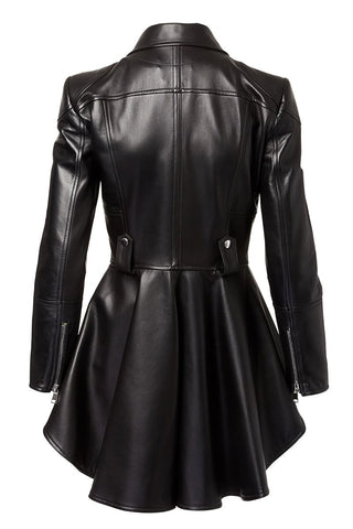 Alexander McQueen, Leather Biker Jacket