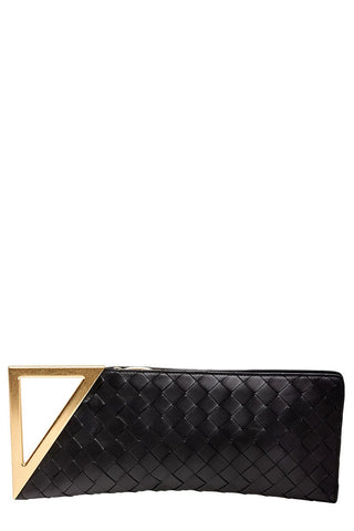 Bottega Veneta, Small BV Rim Clutch
