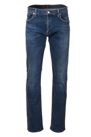 Core Slim Straight Jeans