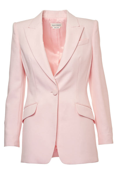 Alexander McQueen, Light Wool Silk Suit