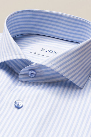 Striped Signature Twill Shirt