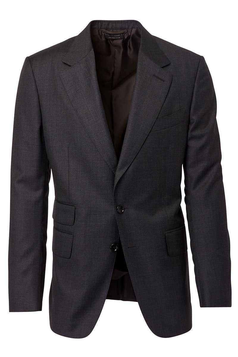 , Sharkskin Shelton Suit