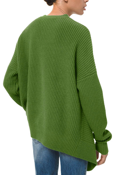 Cashmere Asymmetric Sweater