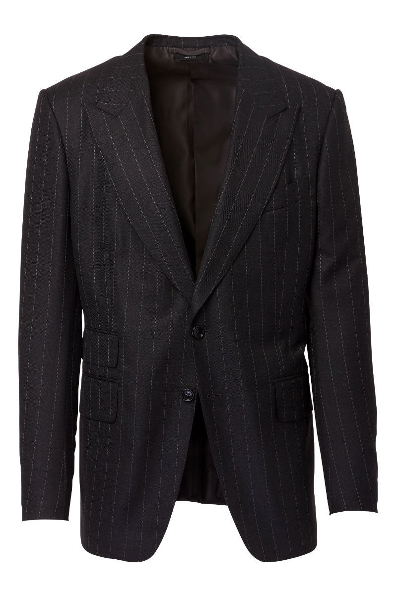 , Pinstripe Shelton Suit