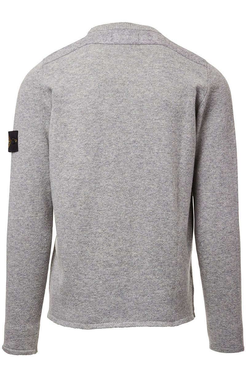 Crewneck Pocket Sweater