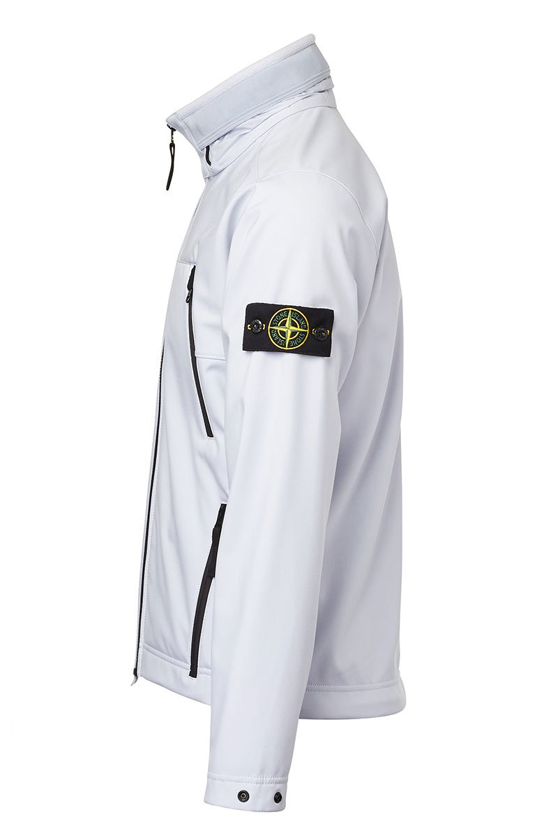 Stone Island, Soft Shell Jacket