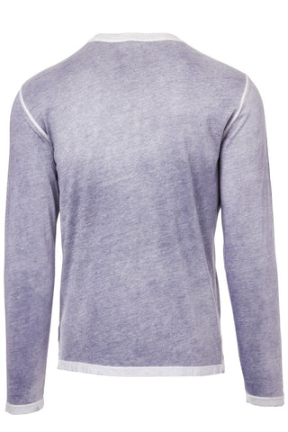 Spray Wash Henley