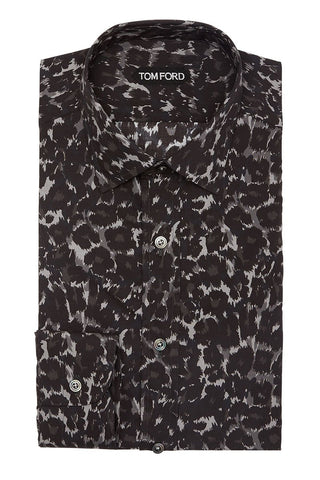 Tom Ford, Leopard Sportshirt