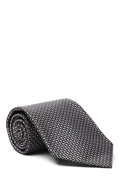 Tom Ford, Micro Checkerboard Tie