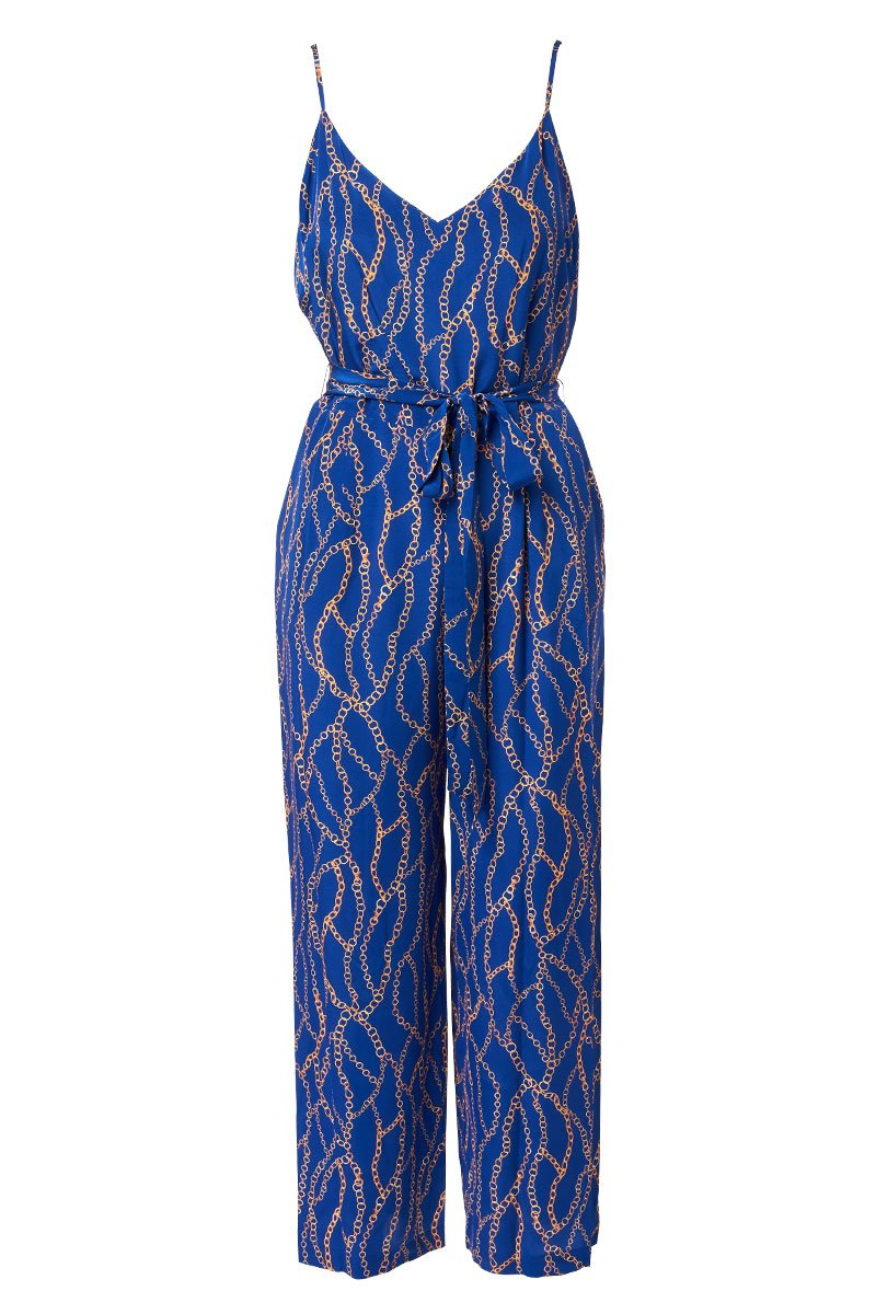 L'AGENCE, Jaelyn Chain Jumpsuit