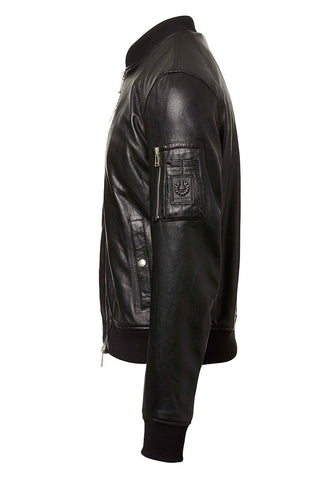 Clenshaw Leather jacket