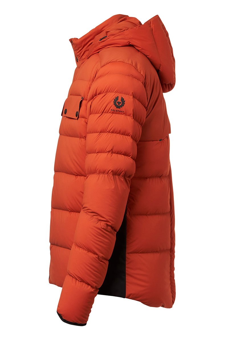 Atlas Hooded Down Jacket