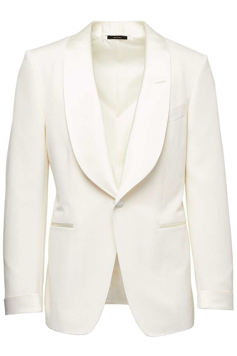 Tom Ford, Shawl Collar Cocktail Jacket