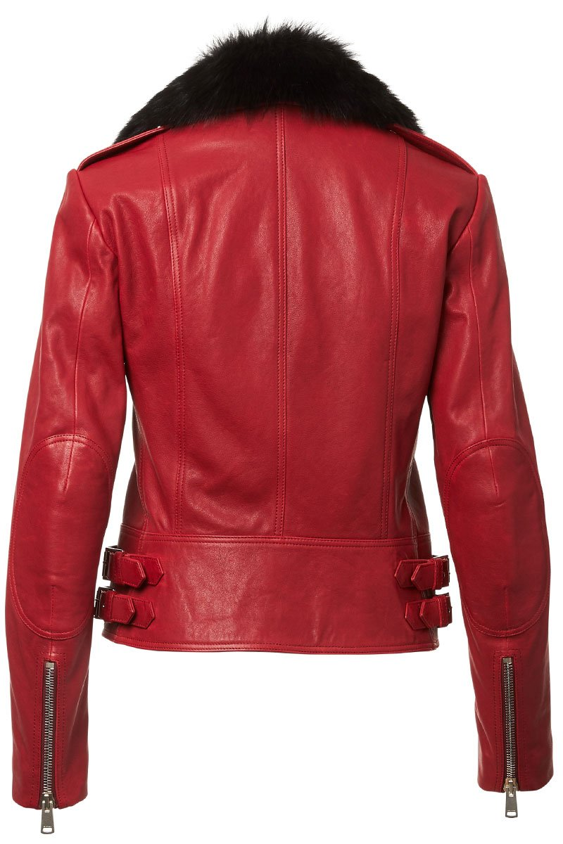 Marving-T 2.0 Leather Jacket