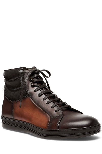 Antonio Maurizi, Leather High Top Sneakers